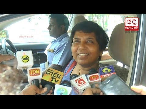 16 SLFP MPs who quit the government request for seats on Opposition side