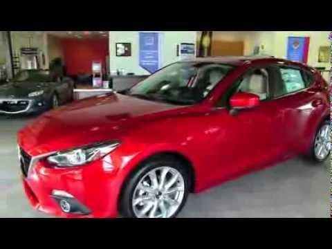 New 2014 Mazda 3 At Ferman Mazda Brandon