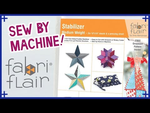 Fabri Flair Iron-On One Sided Fusible Stabilizer