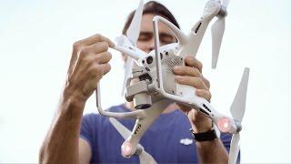 DJI Tutorials - Phantom 4 Pro - How to Fly - Calibration
