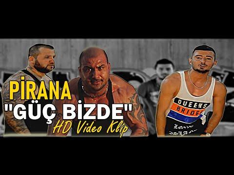 DJ PİRANA – ( GÜÇ BİZDE ) - HD Video Klip #GÜÇBİZDE