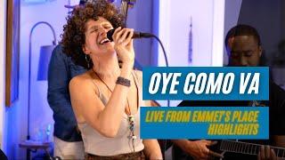 Emmet Cohen w/ Cyrille Aimée & Dan Wilson | Oye Como Va