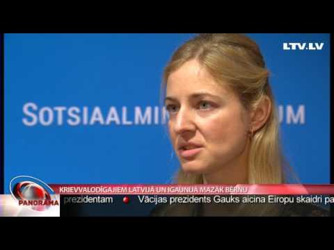 Krievvalodīgajiem Latvijā un Igaunijā mazāk bērnu