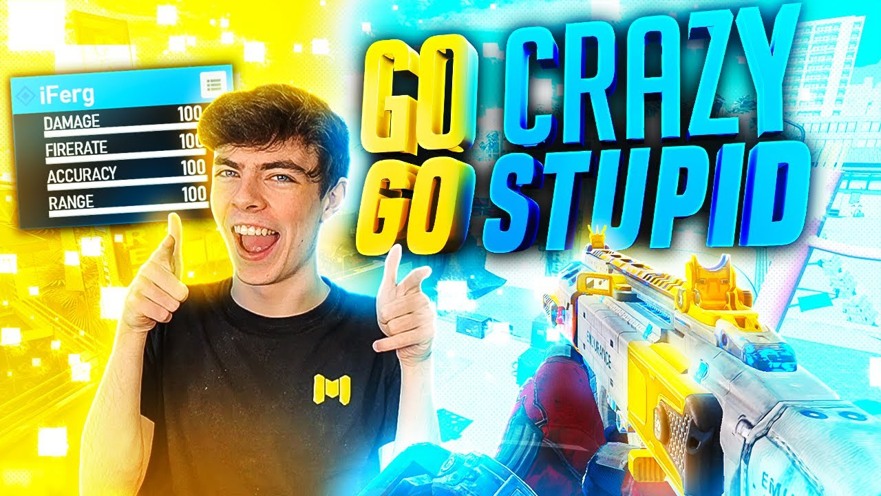 I'm CRACKED in COD Mobile... (diddly given)