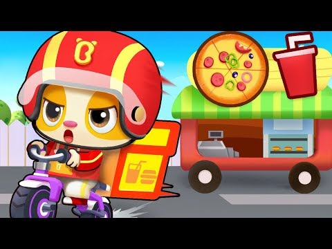 super-delivery-man-|-colors-song,-ice-cream,-food-song-|-kids-songs-|-kids-cartoon-|-babybus
