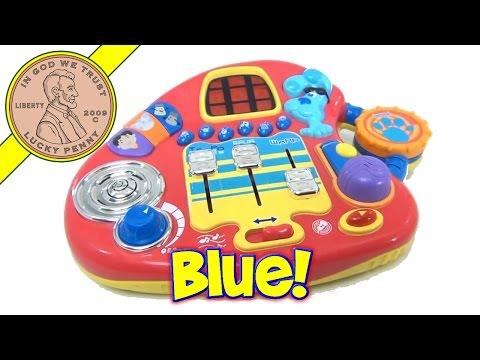 Blues Clues Mixin' Music Studio DJ Sound Player, 2001 Fisher-Price