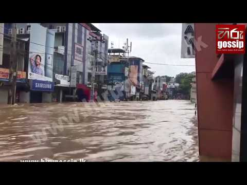 Sri lanka flood 2017 - Hiru Gossip