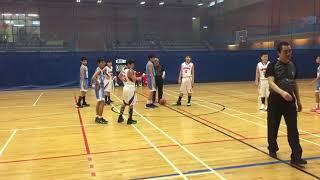 Publication Date: 2019-03-19 | Video Title: 1819小學學界男子籃球-華德vs喇沙_第1節上半場