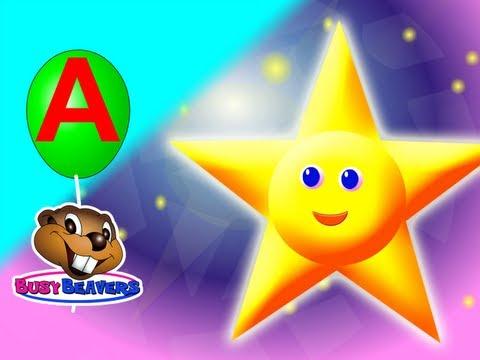 ABC Twinkle Mashup (Short) Alphabet Mash Up