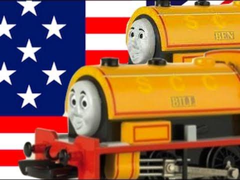 Hornby Bill & Ben vs Bachmann Bill & Ben Review: Thomas & Friends Range UK vs USA!!!