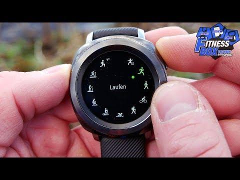 Samsung Gear Sport im Test: 4-Wochen-Fazit // Überzeugen die Sport-Funktionen?