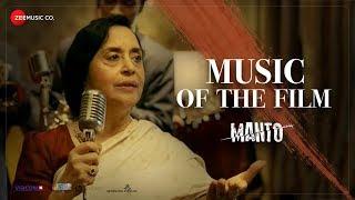 Manto | Music of the Film | Behind the Scenes | Shubha Joshi | Sneha Khanwalkar |In Cinemas 21st Sep