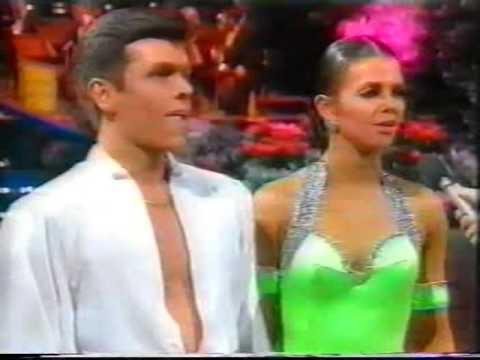 '92 Pioneer UK Dance Championships Open Latin