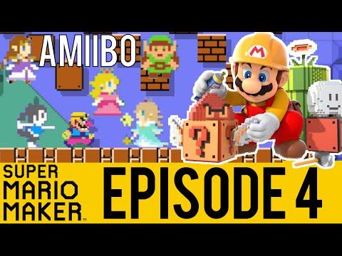 Let's Play EPISODE 4 Super Mario Maker Nintendo Wii U en français FR ...
