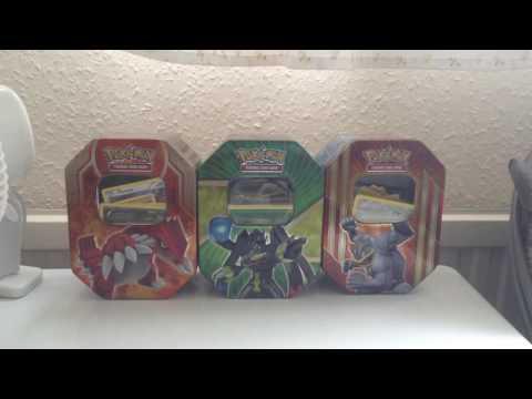 Pokemon booster packs |