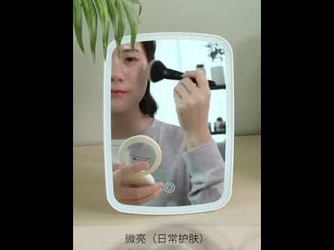 xiaomi makeup Square mirror Intelligent mirror - 동영상