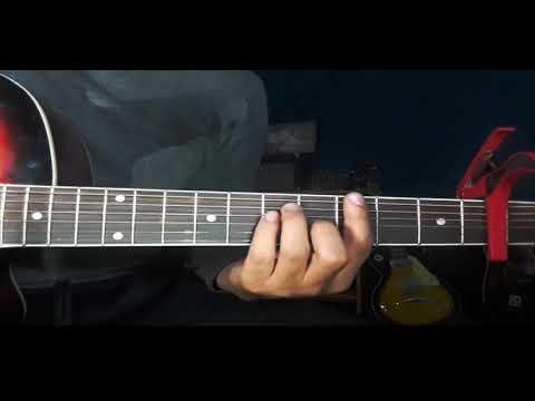 Hamro Nepal Ma guitar lesson - Neetesh jung kunwar
