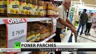 Gobierno argentino anuncia medidas para paliar la crisis económica