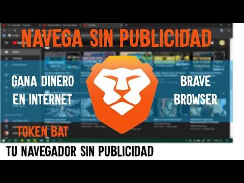 VIDEOS SIN ANUNCIOS 💻 NAVEGAR en INTERNET SIN ANUNCIOS 📱 BRAVE Browser
