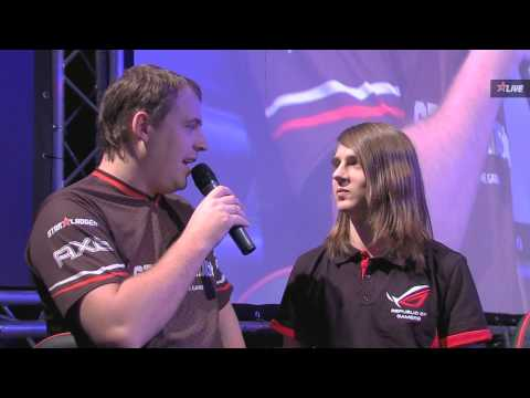 ASUS Polar vs. Fire (Winning Moment and After-Match Interview)