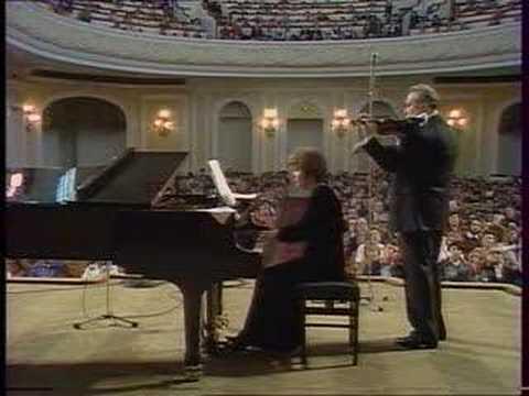 Eduard Grach plays Ravel