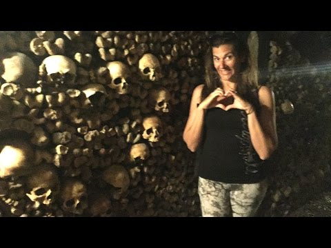 Explore the Unique and Creepy Paris Catacombs of France