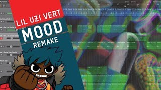 Making a Beat: Lil Uzi Vert - Mood (Remake)