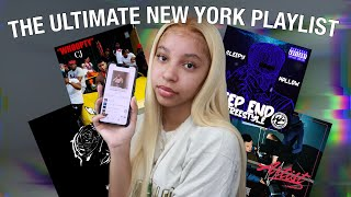 THE ULTIMATE NEW YORK PLAYLIST