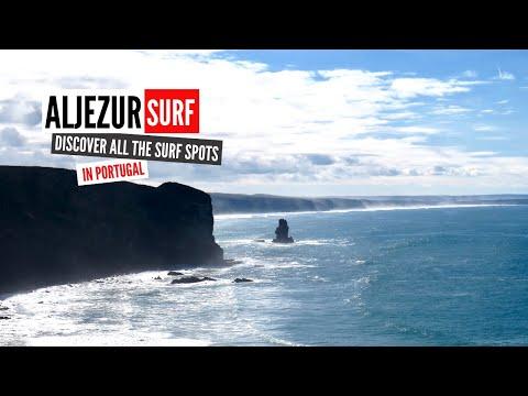 Aljezur Portugal - Praia da Arrifana (surf Algarve) - Portugal best surf spots
