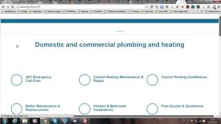 Problème d'importation des données de démonstration du thème plumbers pro