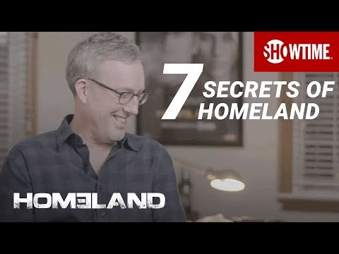 7 Secrets w Alex Gansa  Homeland  Season 7