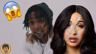 Shane O DID This To Cardi B Face
