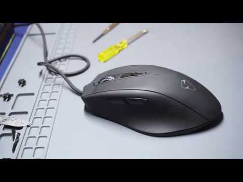 How To Repair Your Middle Mouse Button - Mionix Naos