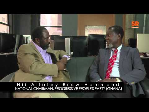 Ghana's Problems Are Due To Bad Stewardship - Brew Hammond
