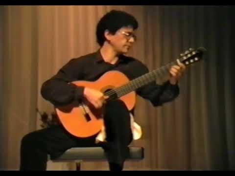 EVANGELOS BOUDOUNIS | Recital for solo guitar (Athens College Live)