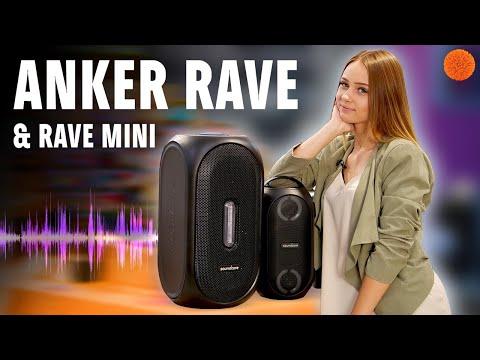 ГОДНО? Обзор Anker Soundcore Rave & Rave Mini | COMFY