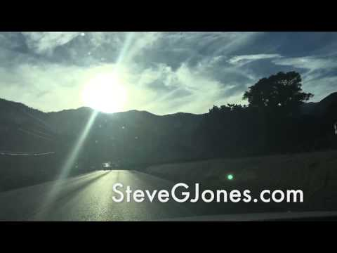 Positive You Hypnosis Session (Driving) - Dr. Steve G. Jones