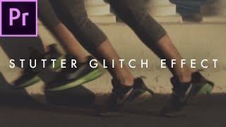 Bir Süre 2017 Atla Glitch Etkisi | Premiere CC Öğretici Oluşturma