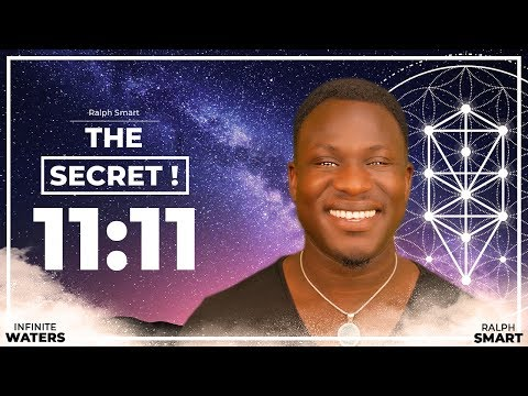 Why You Keep Seeing 11:11 - The 1111 Secret!
