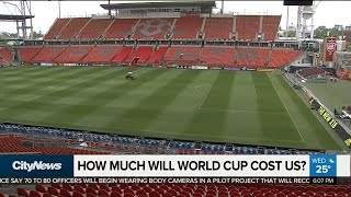 """Football Christmas for Canada"" FIFA World Cup coming to Toronto"