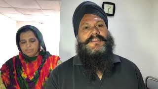 🙏May Waheguruji bless#MDSS family's Daughter Simranjit Kaur! Request you all to PRAY for her health