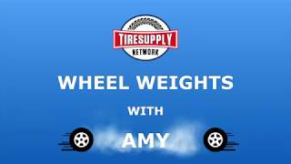 Tire Supply Network | Wheel Weights with Amy