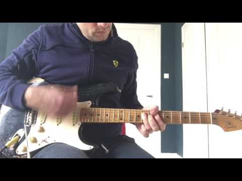 Situation - Jeff Beck Group - Guitar Cover
