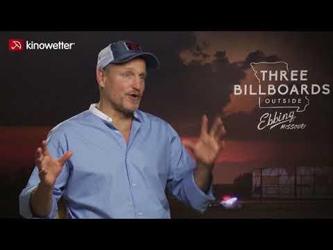 Woody Harrelson THREE BILLBOARDS OUTSIDE EBBING, MISSOURI