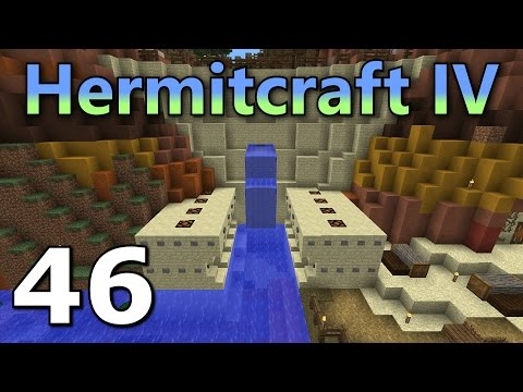 Hermitcraft 4 Ep.46- Working Dam!