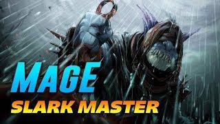 MagE- SLARK MASTER - Dota 2 Pro Gameplay