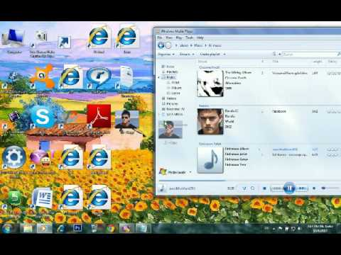 How To Add Photo To Mp3 File Using Windows Media Player