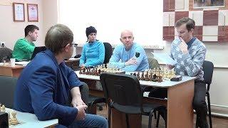 В Верхней Салде создали городскую федерацию шахмат