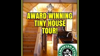 Award Winning Tiny House Tour!