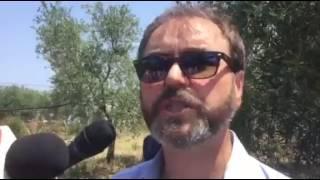 Inferno sui binari tra Corato e Andria: parla il Sindaco Massimo Mazzilli